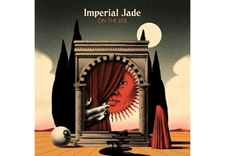 Imperial Jade - ON THE RISE -COLOURED- - (Vinyl)