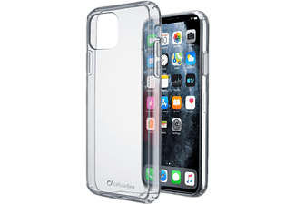 CELLULAR LINE Clear Duo - Custodia (Adatto per modello: Apple iPhone 11 Pro)