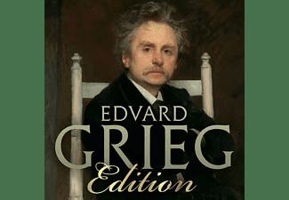VARIOUS - Grieg Edition  - (CD)