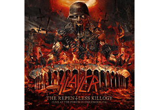 Slayer - REPENTLESS KILLOGY -DIGI-  - (CD)