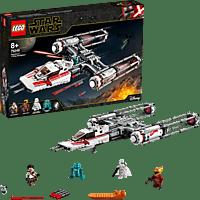 LEGO 75249 Widerstands Y-Wing Starfighter™ Bausatz, Mehrfarbig