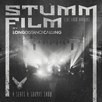 Long Distance Calling - STUMMFILM - LIVE FROM HAMBURG - [CD]