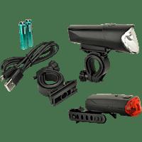 FISCHER - FAHRRAD 85346 LED (Schwarz)