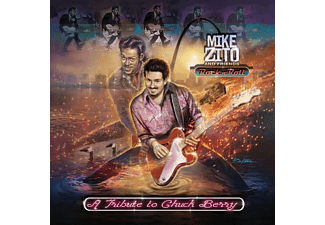 VARIOUS, Mike & Friends Zito - Rock 'n' Roll: A Tribute To Chuck Berry  - (CD)