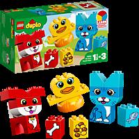 LEGO Meine ersten Tiere - Farben lernen (10858) Bausatz