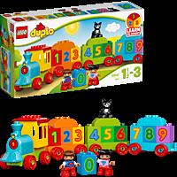 LEGO Zahlenzug (10847) Bausatz