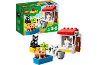 LEGO Tiere auf dem Bauernhof (10870) Bausatz