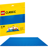 LEGO Blaue Bauplatte (10714) Bausatz