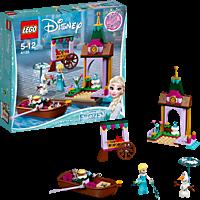 LEGO Elsas Abenteuer auf dem Markt Bausatz