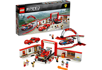 LEGO Ferrari Ultimative Garage (75889) Bausatz