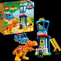 LEGO T-Rex Aussichtsplattform (10880) Bausatz, Mehrfarbig