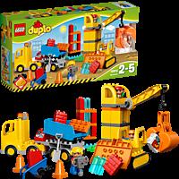 LEGO Große Baustelle (10813) Bausatz