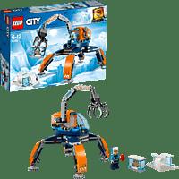LEGO Arktis-Eiskran auf Stelzen (60192) Bausatz, Mehrfarbig