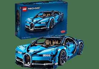 LEGO 42083 Bugatti Chiron Bausatz, Mehrfarbig