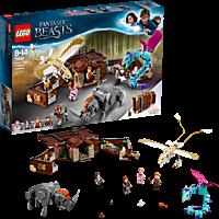 LEGO Newts Koffer der magischen Kreaturen Bausatz, Mehrfarbig