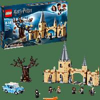 LEGO Die Peitschende Weide von Hogwarts™ Bausatz, Mehrfarbig