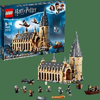 LEGO Die große Halle von Hogwarts™ Bausatz, Mehrfarbig