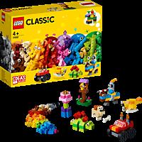LEGO Bausteine - Starter Set Bausatz, Mehrfarbig