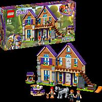 LEGO Mias Haus mit Pferd Bausatz, Mehrfarbig