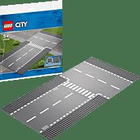 LEGO Gerade und T-Kreuzung Bausatz
