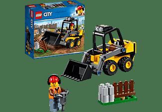LEGO 60219 Frontlader Bausatz, Mehrfarbig