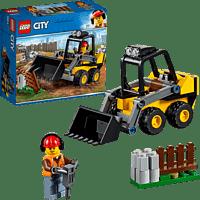 LEGO Frontlader Bausatz, Mehrfarbig