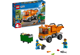LEGO 60220 Müllabfuhr Bausatz, Mehrfarbig