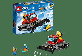 LEGO 60222 Pistenraupe Bausatz, Mehrfarbig