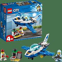 LEGO Polizei Flugzeugpatrouille  Bausatz, Mehrfarbig