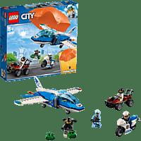 LEGO Polizei Flucht mit dem Fallschirm Bausatz