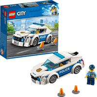 LEGO Streifenwagen  Bausatz