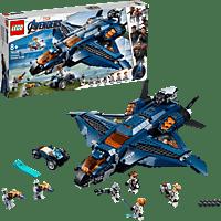 LEGO Ultimativer Avengers-Quinjet Bausatz, Mehrfarbig