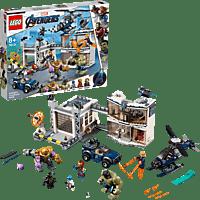 LEGO Avengers-Hauptquartier Bausatz, Mehrfarbig