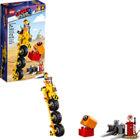 LEGO 70823 EMMETS DREIRAD! Bausatz, Mehrfarbig
