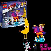 LEGO 70824 DAS IST KÖNIGIN WASIMMA SI-WILLI Bausatz, Mehrfarbig