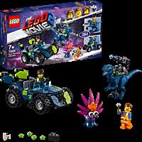 "LEGO 70826 REX' ""REXTREMES"" OFFROAD-FAHRZEUG Bausatz, Mehrfarbig"