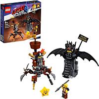 LEGO 70836 EINSATZBEREITER BATMAN UND EISENBART Bausatz, Mehrfarbig