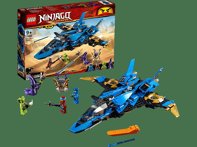 LEGO Jays Donner-Jet Bausatz, Mehrfarbig