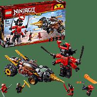 LEGO Coles Powerbohrer Bausatz, Mehrfarbig