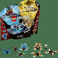 LEGO Spinjitzu Nya & Wu Bausatz, Mehrfarbig