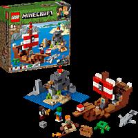 LEGO Das Piratenschiff-Abenteuer  Bausatz, Mehrfarbig