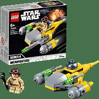 LEGO Naboo Starfighter™ Microfighter Bausatz, Mehrfarbig