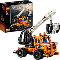 LEGO Hubarbeitsbühne Bausatz, Mehrfarbig