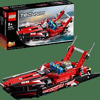 LEGO Rennboot Bausatz, Mehrfarbig