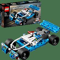 LEGO Polizei-Verfolgungsjagd Bausatz, Mehrfarbig