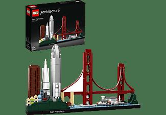 LEGO 21043 San Francisco Bausatz, Mehrfarbig