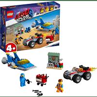 LEGO Emmets und Bennys Bau- und Reparaturwerkstatt! Bausatz, Mehrfarbig