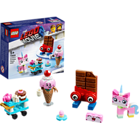 LEGO Einhorn Kittys niedlichste Freunde ALLER ZEITEN! Bausatz, Mehrfarbig