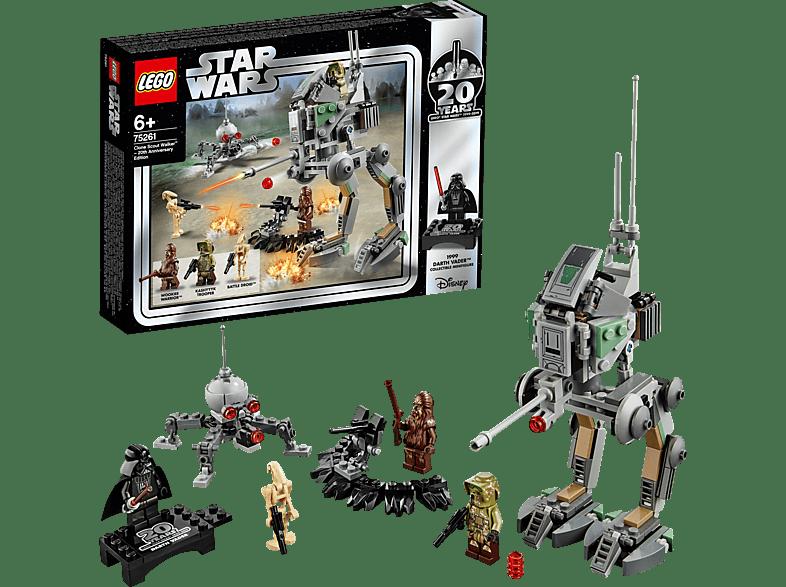 LEGO Clone Scout Walker™ – 20 Jahre LEGO Star Wars Bausatz, Mehrfarbig