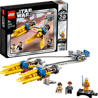LEGO Anakin's Podracer™ – 20 Jahre LEGO Star Wars Bausatz, Mehrfarbig